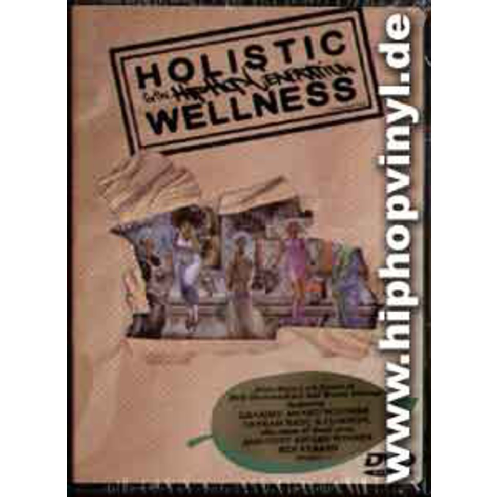 Holistic Wellness for The Hip Hop Generation - 2003
