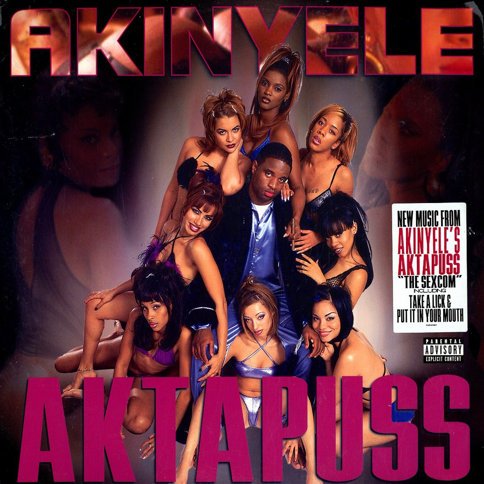 Akinyele - Aktapuss: The Soundtrack (1999)[INFO]