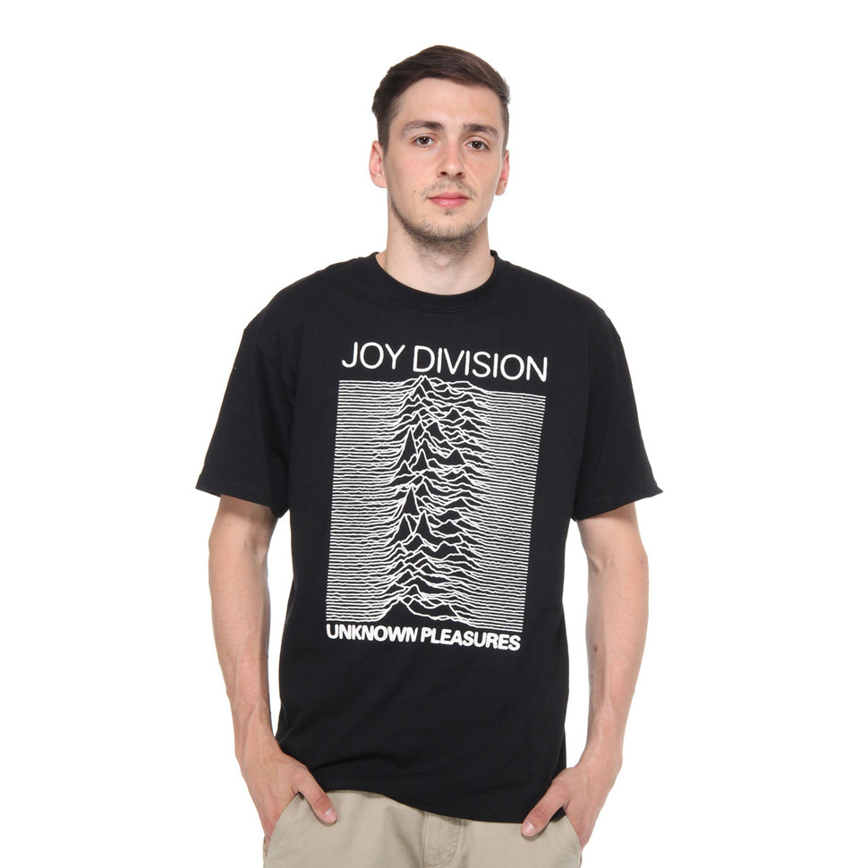 joy division unknown pleasures t shirt ebay. Black Bedroom Furniture Sets. Home Design Ideas