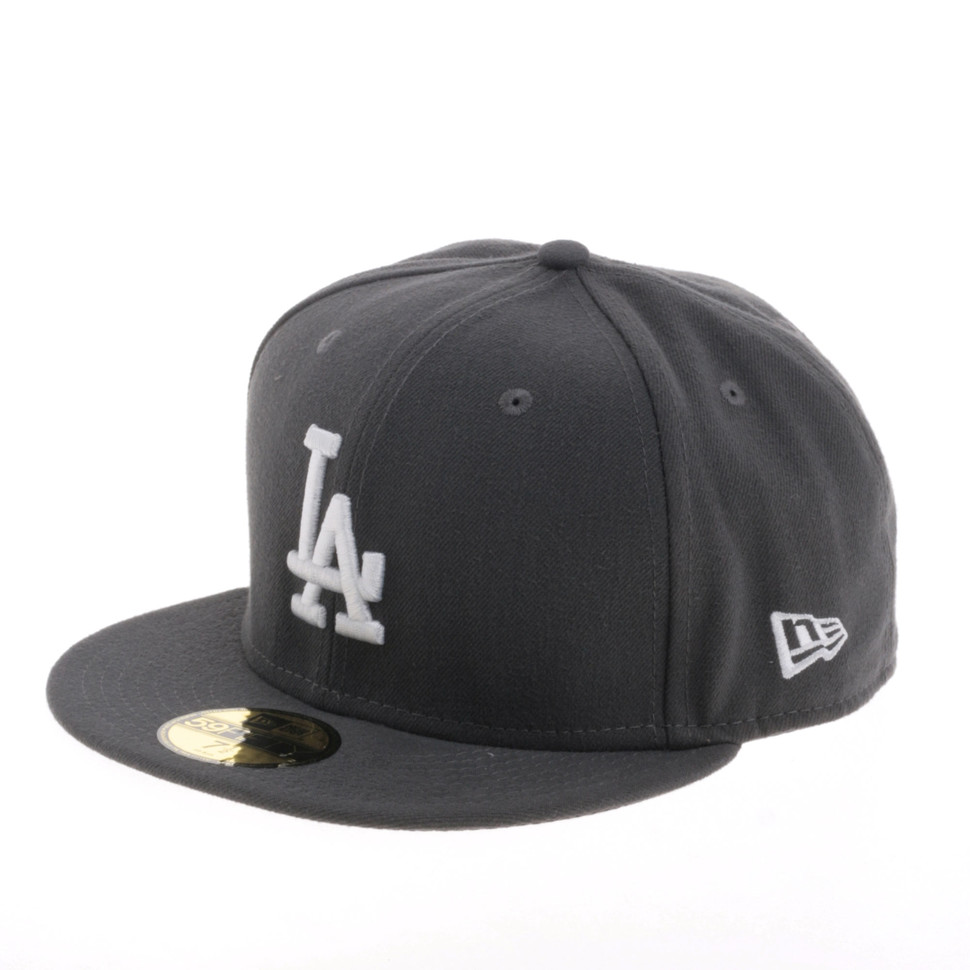 New-Era-Los-Angeles-Dodgers-MLB-Basic-Cap-GRAPHITE