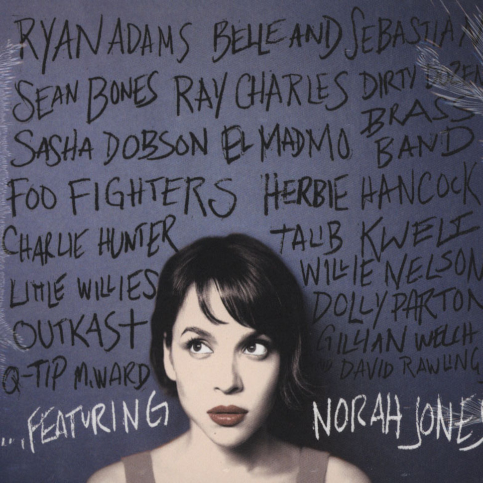 Norah jones - featuring norah norah