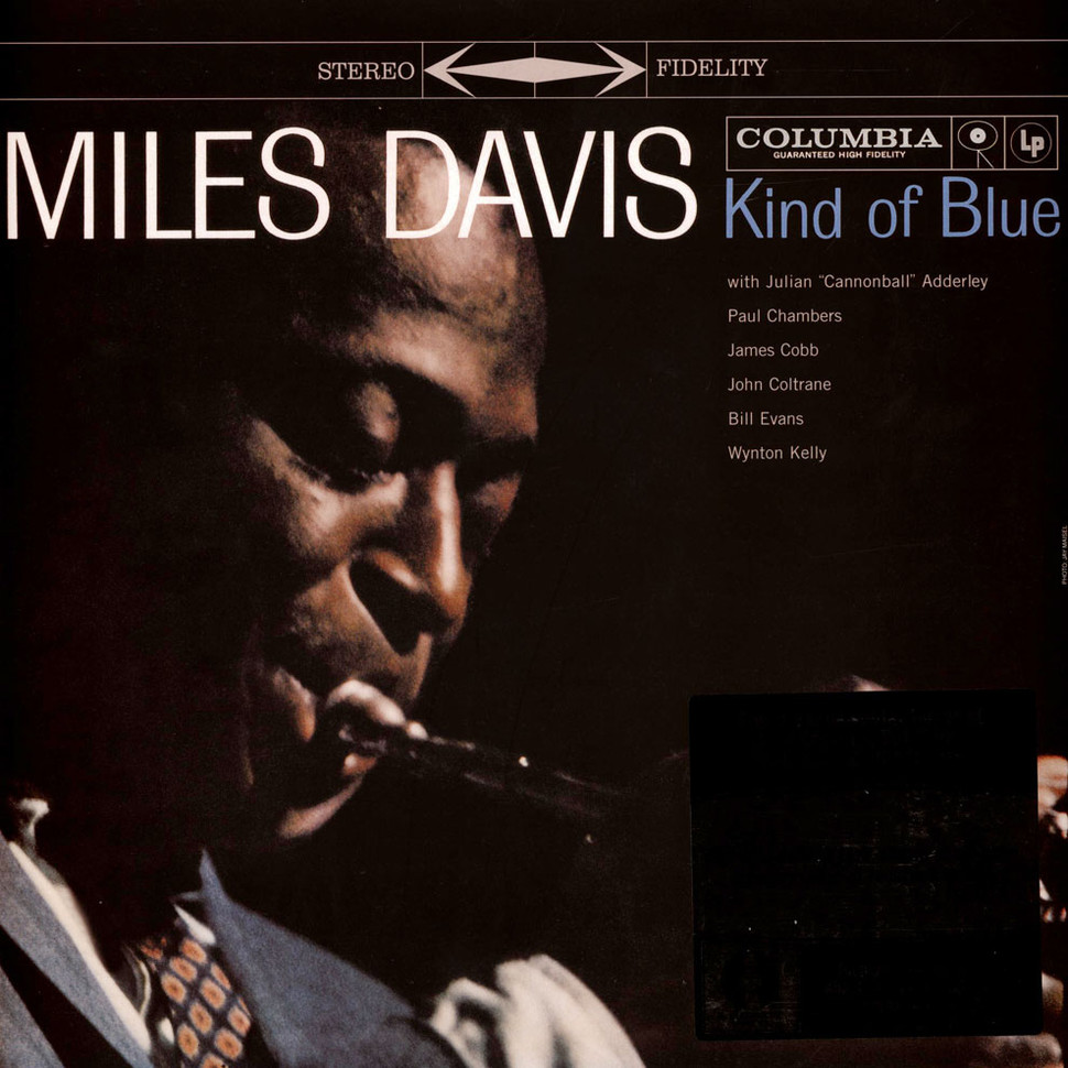 miles davis   kind of blue lp    hhv de   shop