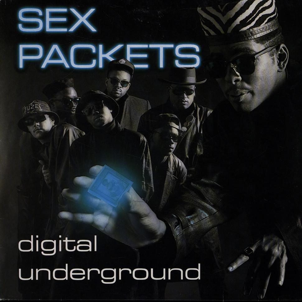 Digital Underground - Sex packets Click to enlarge!