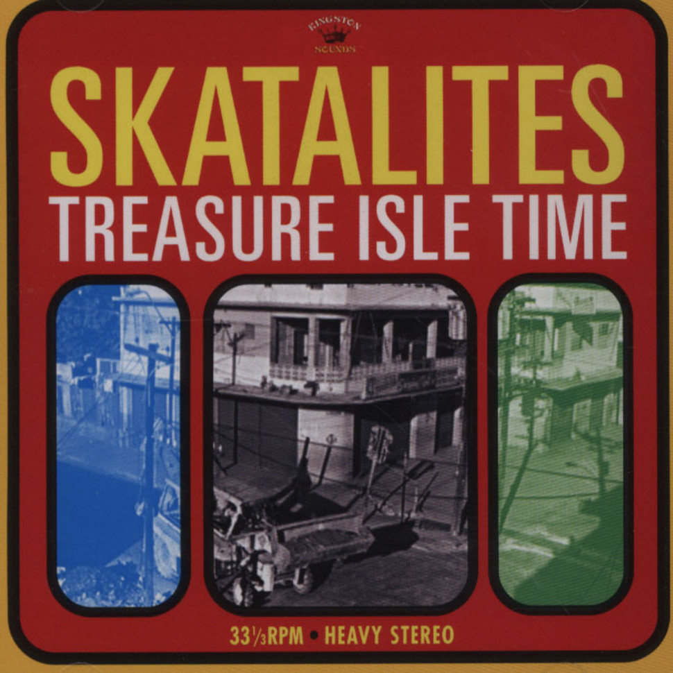 Skatalites - Treasure Isle Time  (2011)