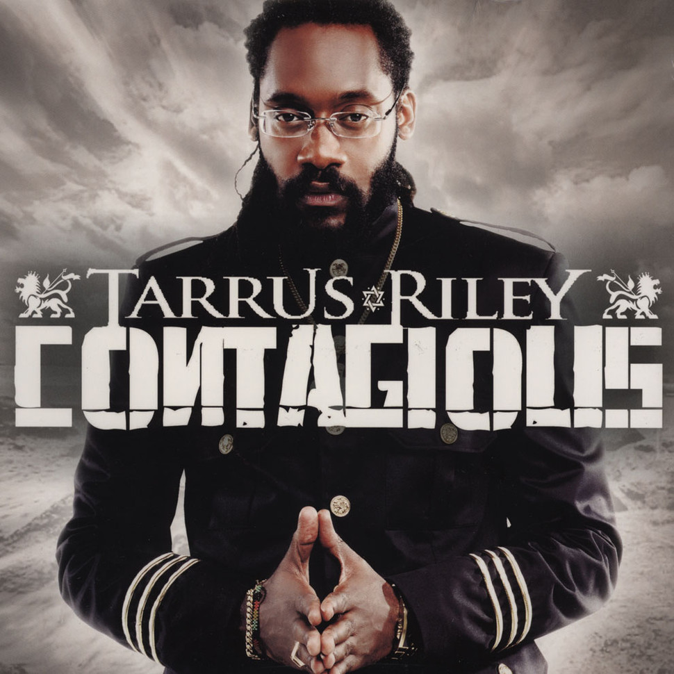 Tarrus-Riley-Contagious-US-LP