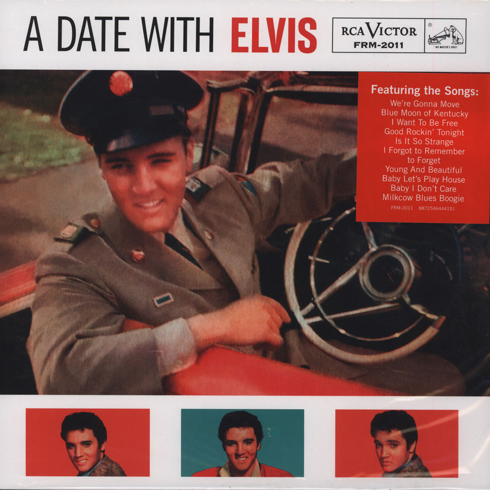 Elvis-Presley-Date-With-Elvis-US-LP