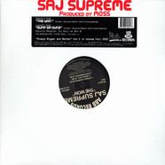 Saj Supreme - The Won
