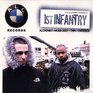 Alchemist presents 1st Infantry - The midnight creep feat. Havoc & Twin of Infamous Mobb