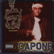 Capone of C-N-N - Da Streets Mixtape Volume 1