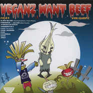 V.A. - Veganz want beef