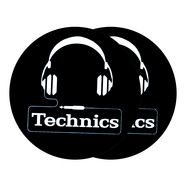 Technics - Headphone Logo Slipmat
