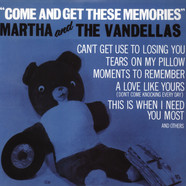 Martha Reeves & The Vandellas - Come and get these memories