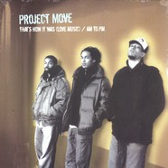 Project Move (Electric) - That's How It Was