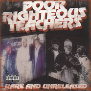 Poor Righteous Teachers - Rare and unreleased EP