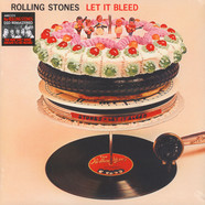 Rolling Stones, The - Let it bleed remastered