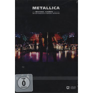 Metallica with Michale Kamen conducting The San Francisco Symphony Orchestra - DVD