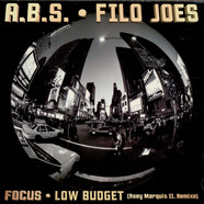 ABS (2) / Filo Joes - Focus / Low Budget - Roey Marquis Remixe