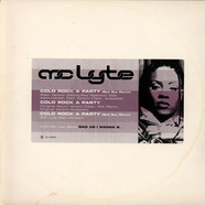 MC Lyte - Cold Rock A Party