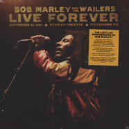 Bob Marley & The Wailers - Live Forever Limited Edition Box Set