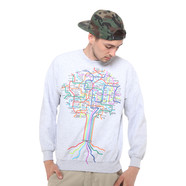 1210 Apparel - Hip Hop Roots Sweater
