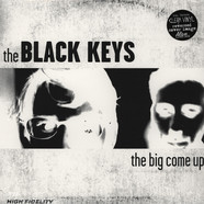 Black Keys, The - The Big Come Up Clear Vinyl