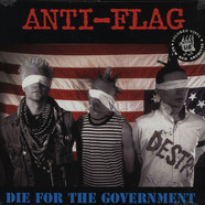 Anti-Flag - Die For The Government Colored Vinyl