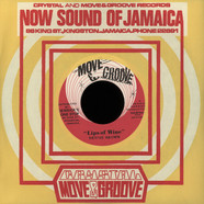 Dennis Brown / Crystalites - Lips Of Wine / Stranger In Town