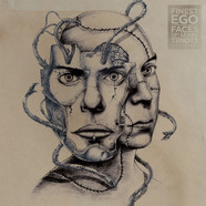 "Tendts / Daixie / Hanami - Finest Ego: Faces 12"" Series Volume 5"