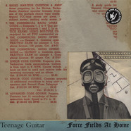 Teenage Guitar (Robert Pollard of Guided By Voices) - Force Fields At Home