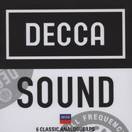 V.A. - The Decca Sound 2: 6 Classic Analogue LPs