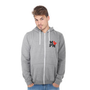Melting Pot Music (MPM) - Logo Zip-Up Hoodie