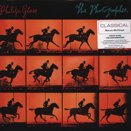 Philip Glass - Photographer