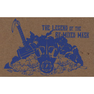 Vingthor The Hurler Vs. Sick Jacken of Psycho Realm - The Legend Of The Re-mixed Mask Blue Cardboard Edition