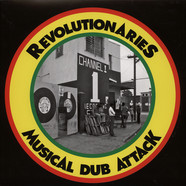 Revolutionaries, The - Musical Dub Attack