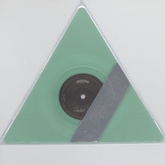Mayer Hawthorne - Jaded Incorporated Glow In The Dark Shaped Vinyl!
