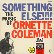 Ornette Coleman - Something Else!!!