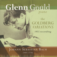 Glenn Gould - The Goldberg Variations 1955 Recording