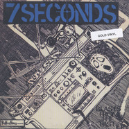 7 Seconds - Blasts From The Pasts Gold Vinyl Edition