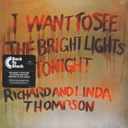 Richard & Linda Thompson - I Want To See The Bright Lights Tonight Back To Black Edition