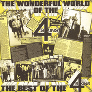 4 Skins, The - Wonderful World - The Best Of The 4 Skins