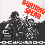 Burning Spear - Marcus Garvey Back To Black Edition