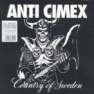 Anti Cimex - Absolut Country Of Sweden White Vinyl Edition