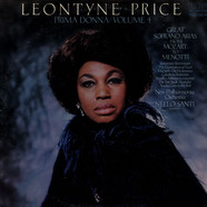 Leontyne Price - Prima Donna / Volume 4 feat. New Philharmonia Orchestra, Nello Santi