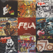 Fela Kuti - The Black President & King Of Afrobeat