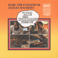 Damu The Fudgemunk & Flex Mathews - Live! From Wonkabeats Volume 1 Gradient Color Edition