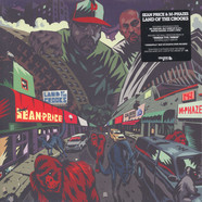 Sean Price & M-Phazes - Land Of The Crooks EP Red Vinyl Edition
