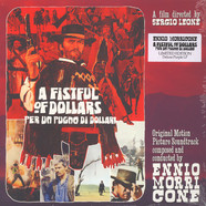 Ennio Morricone - OST Per un pugno di dollari (For A Fistful Of Dollars) Purple Vinyl Edition