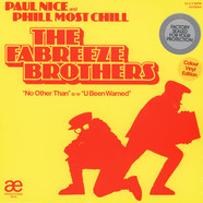 Fabreeze Brothers (Phill Most Chill & Paul Nice) - No Other Than White Vinyl Edition