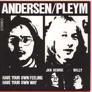 Andersen / Pleym Group - Have Your Own Feeling Have Your Own Way