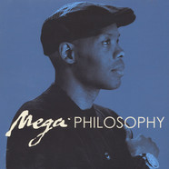 Cormega - Mega Philosophy Black Vinyl Edition